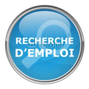 RECHERCHE D'EMPLOI