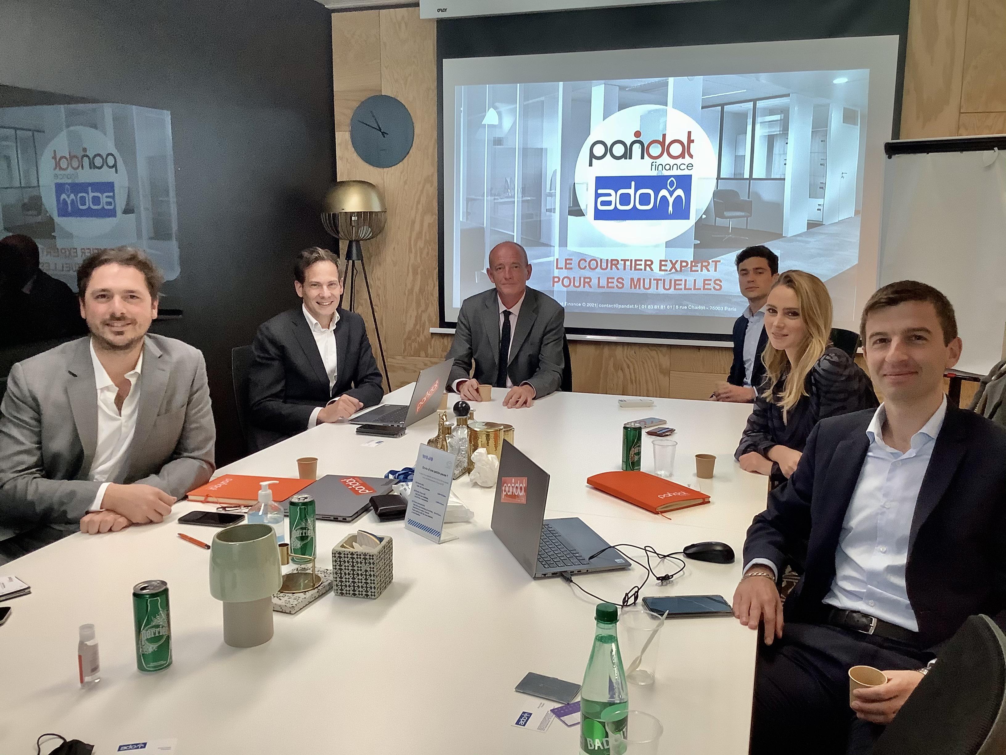 Pandat Finance sur Lyon